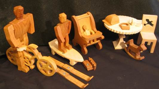Doll Set Scroll Saw