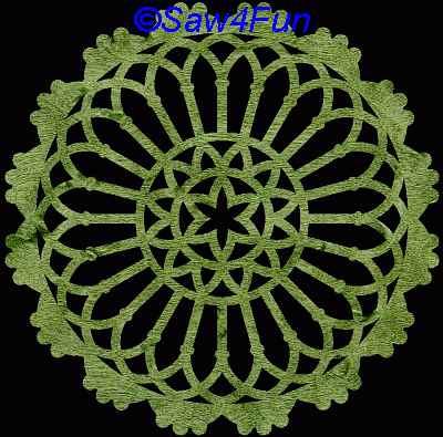 Saw4Fun Key Holder Scroll Saw Patterns
